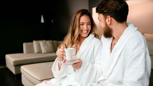 Soggiorno romantico a Montegrotto Terme con accesso alle Terme e cena!