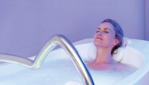 Séjour en demi-pension et avec accès au spa à Arezzo