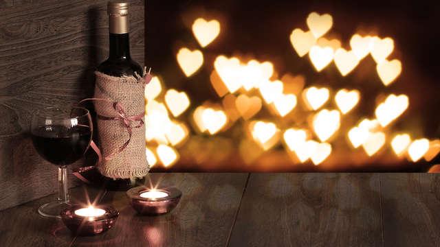Febrero Mes del Amor: Escapada romántica en un 4* con cena buffet, fiesta y mucho más