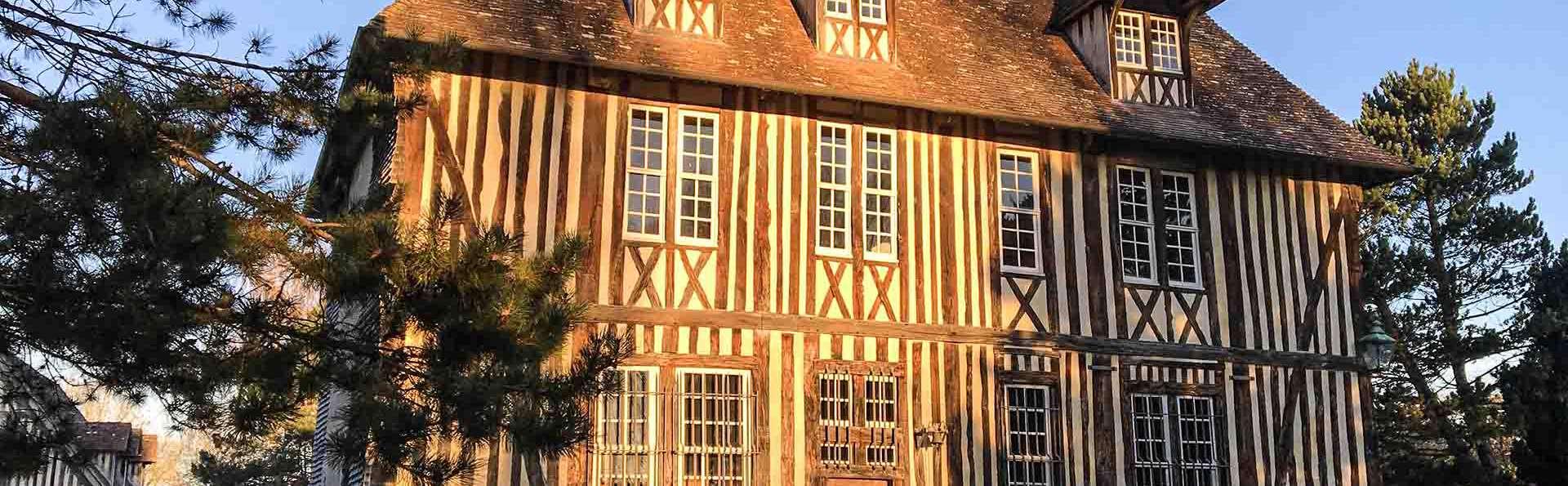 Parenthèse de charme dans un cottage à deux pas de Deauville