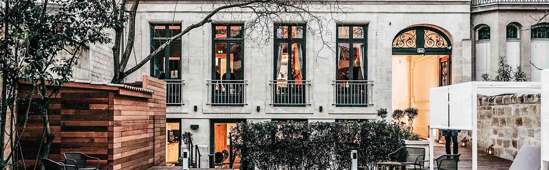 Weekend d'exception dans le luxe et le raffinement au cœur de Bordeaux