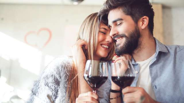Verras je Valentijn met een romantische overnachting met een heerlijk diner