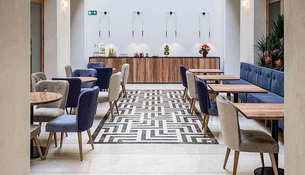 Découvrez Séville hébergé dans un hôtel au design chic situé dans le centre historique