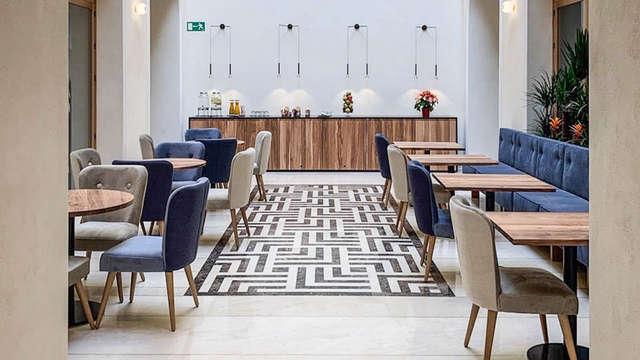 Descubre Sevilla desde un hotel de diseño chic en el caso antiguo