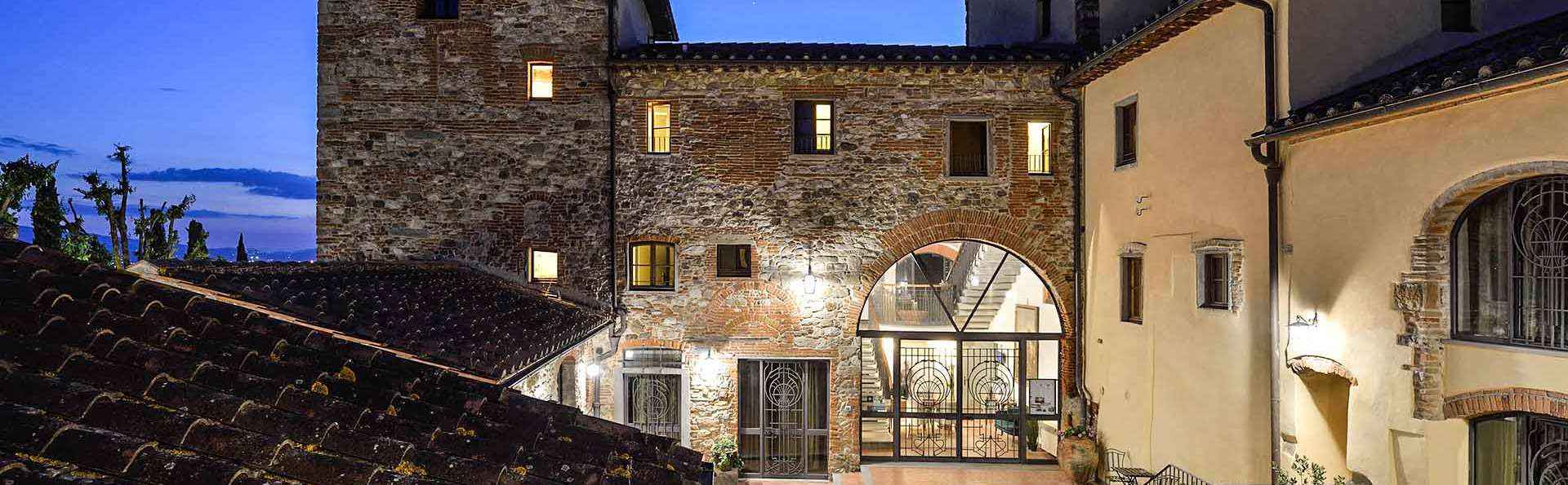 Séjour de 3 nuits à Pistoia, dans les collines du Chianti