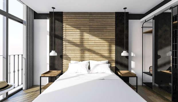 Diseño y confort en el corazón palpitante de Barcelona, descubre el nuevo Casa Elliot