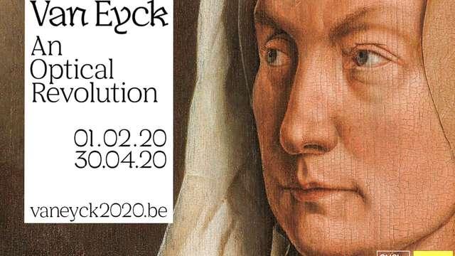 1 Toegang tot de Van Eyck-tentoonstelling voor 2 volwassenen
