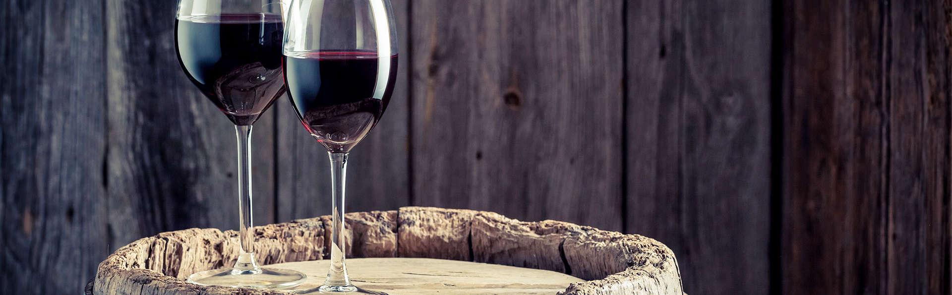 Week-end dégustation typique de vin dans la campagne environnante de Pistoia