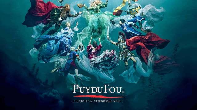Puy du Fou Hotel Le Grand Siecle