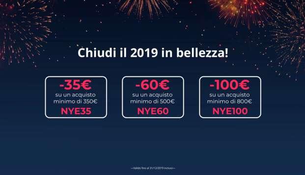 Año Nuevo de ensueño en Porto Ercole con spa, cena y fiesta (2 noches)