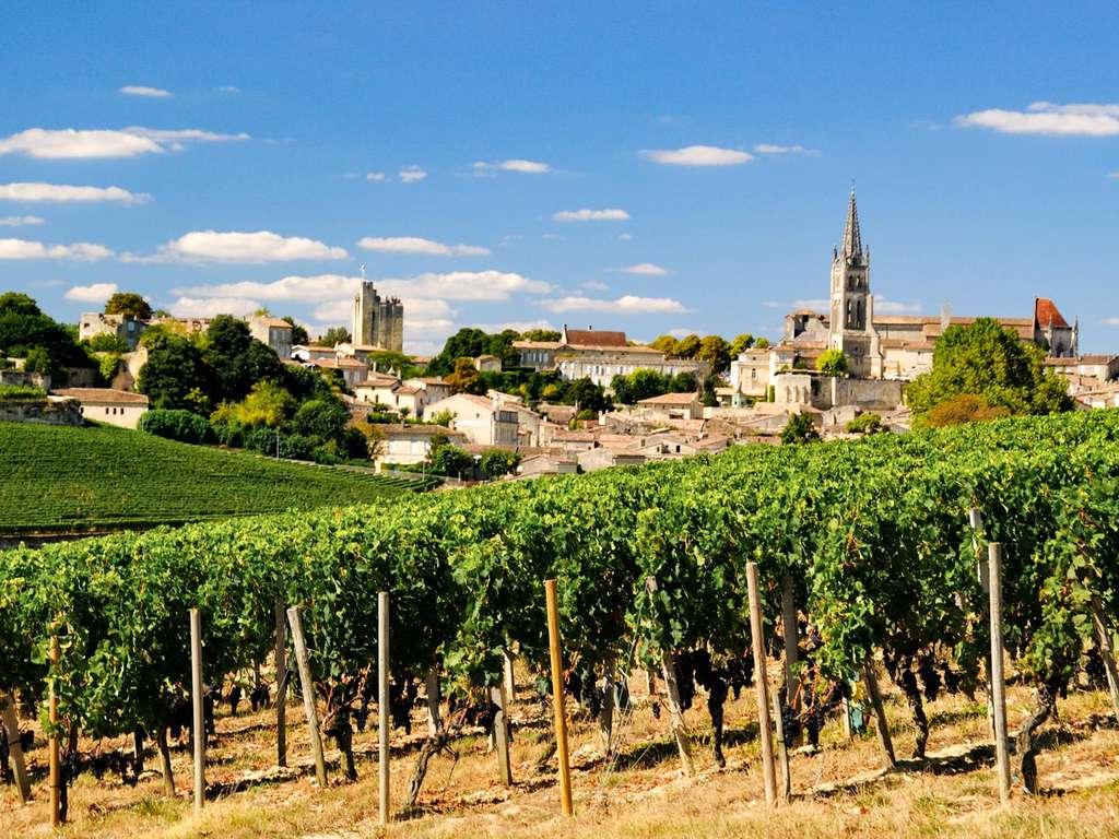 Séjour Gironde - A la découverte des vins et de la cité médiévale de Saint-Emilion  - 3*