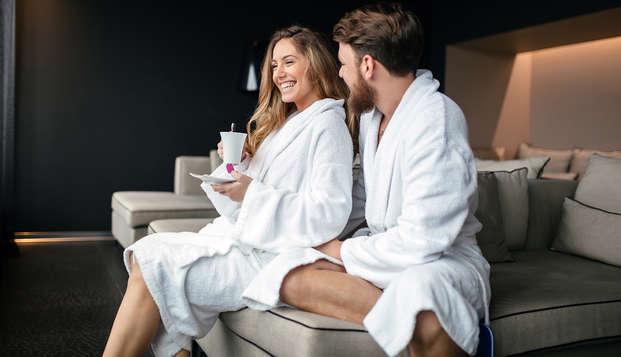 Escapade romantique en Junior Suite, avec accès au spa à Calpe
