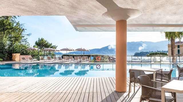 Weekend sulla costa ligure di Rapallo in un elegante hotel 4 stelle superior