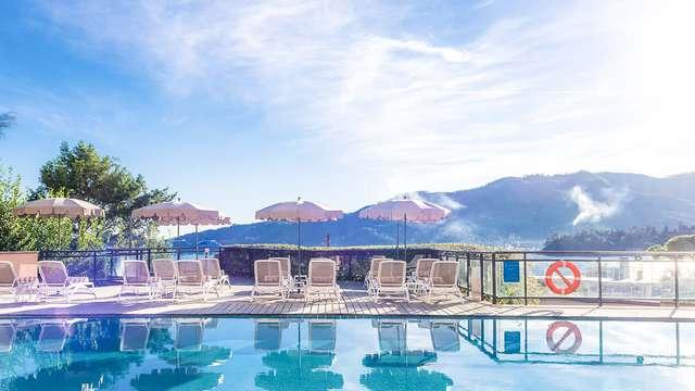 Weekend benessere vicino a Portofino con accesso SPA e upgrade in camera deluxe vista mare