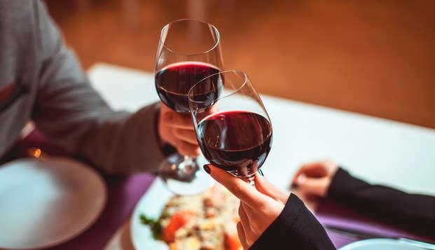 Détails romantiques et plaisirs culinaires dans le Brabant