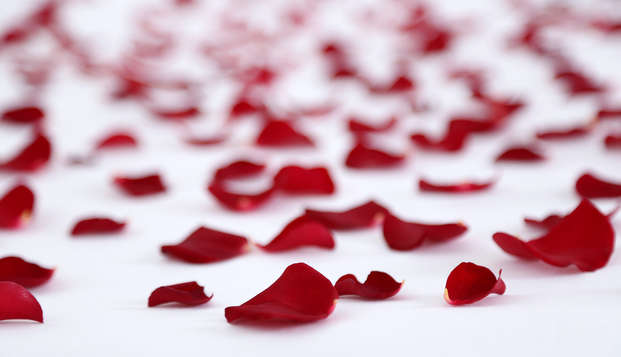 Séjour en amoureux dans un hôtel 4* près de Nantes pour la Saint-Valentin
