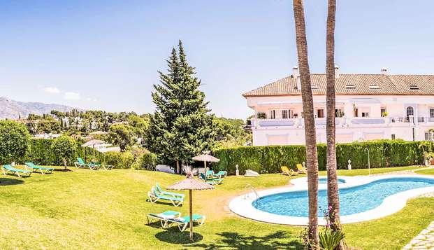 Échappée festive dans un complexe de luxe aux alentours de Marbella