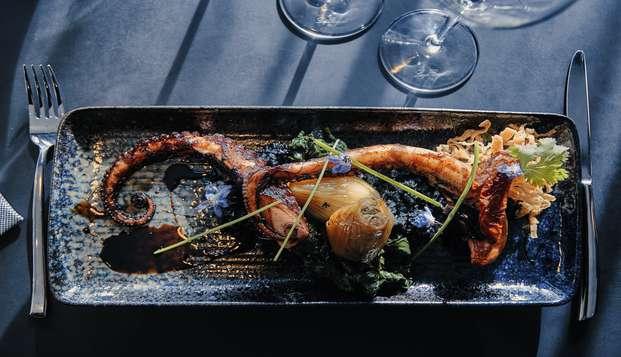 Estancia gourmet con cena en Tolón