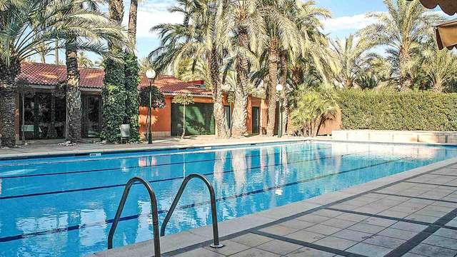Descanso en un hotel con piscina en Elche con toda la familia