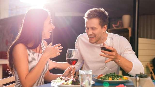 Soggiorno romantico in Toscana con cena e ingresso alle Terme