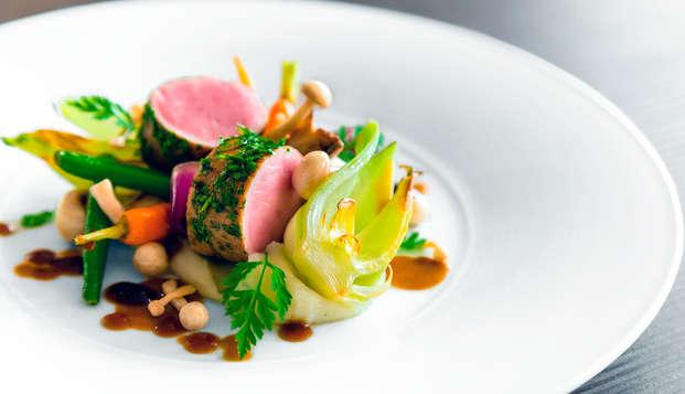 Offre VIP: Weekend avec dîners et confort au Luxembourg