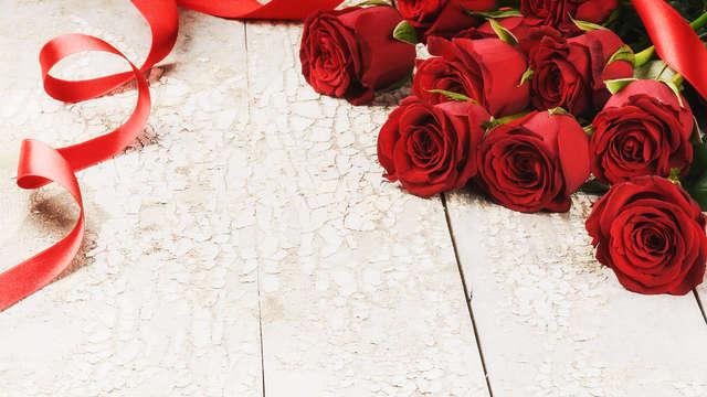 Romanticismo con upgrade in camera superior e dettaglio romantico a due passi da Torino!