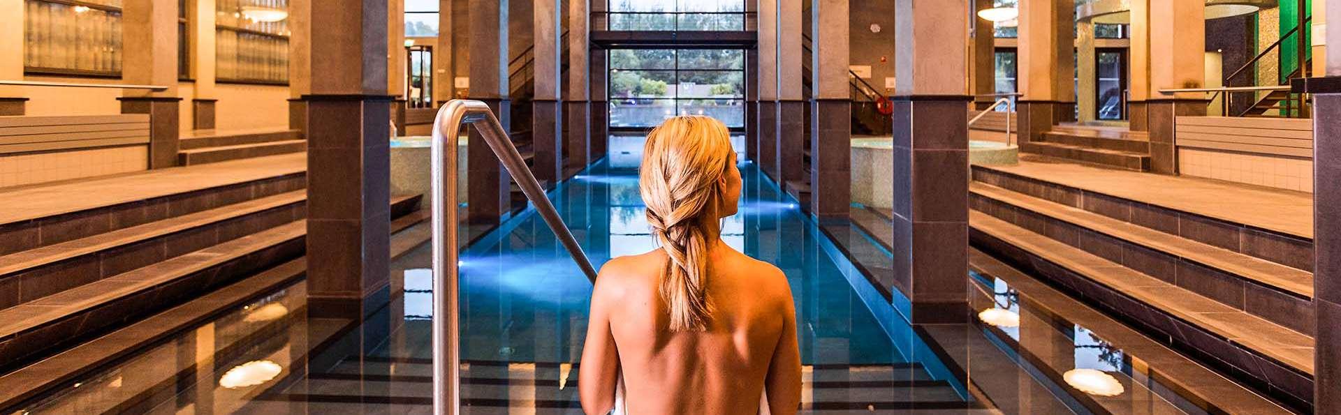 Luxueus vertoeven in de Nederlandse hoofdstad inclusief toegang tot het zalige Spa Zuiver