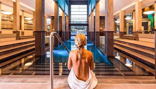 Séjour de luxe dans la capitale néerlandaise avec accès au merveilleux Spa Zuiver