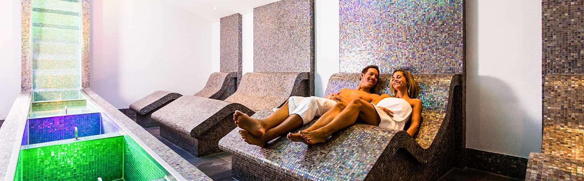 Relax en pareja con 2 días en Spa Zuiver y una cena de 3 platos incluida (desde 2 noches)