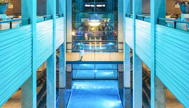 Toegang tot Spa Zuiver en luxe verblijven nabij Amsterdam!