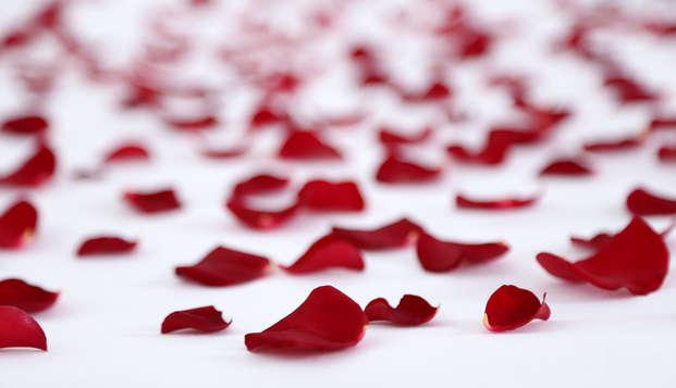 Soirée romantique dans un hôtel 4* pour la Saint-Valentin près de Perros-Guirec