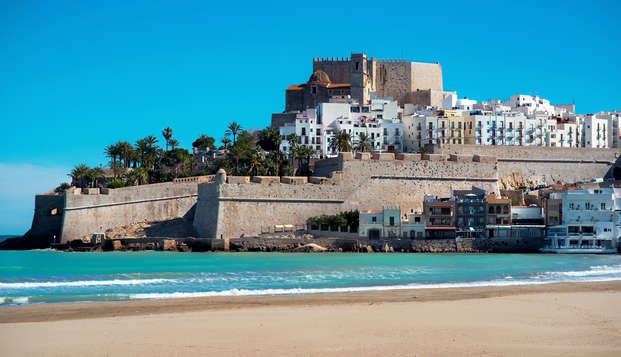 Descubre Peñíscola: una ciudad en el mar Mediterráneo