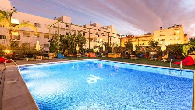 Détendez-vous dans un confortable hôtel 4 étoiles à Valence