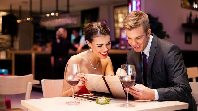 Romanticismo a las afueras de Milán, con cena incluida