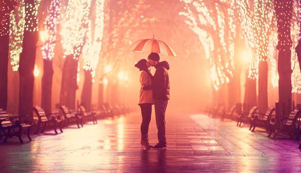 Valentijn vieren in Antwerpen !De mooiste stad van België