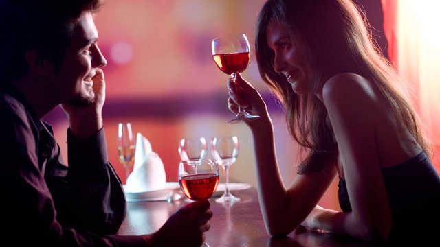 Dîner romantique pour 2 adultes