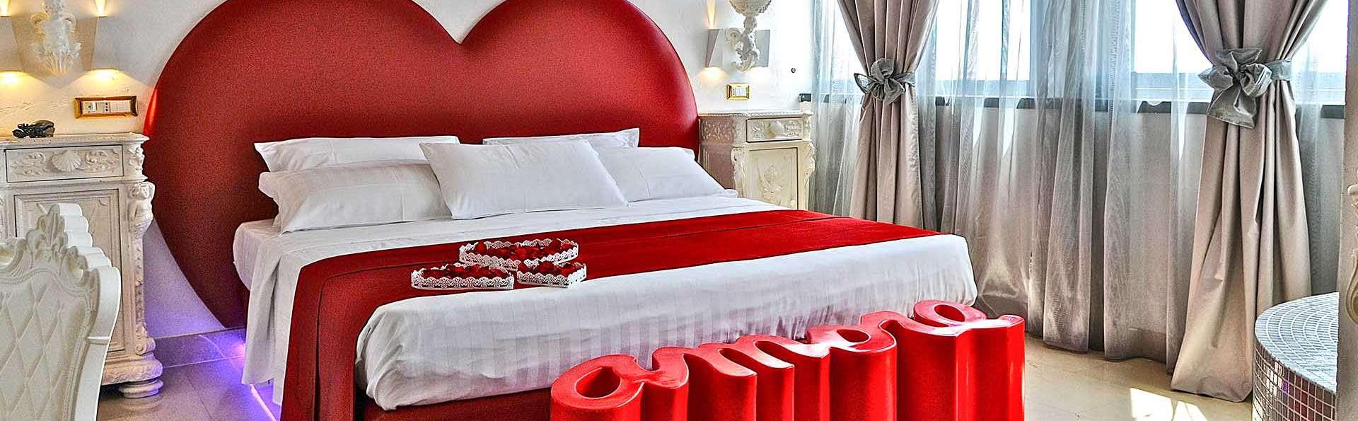 Week-end en couple à Rome : avec jacuzzi privé, petit déjeuner en chambre et vue sur la ville