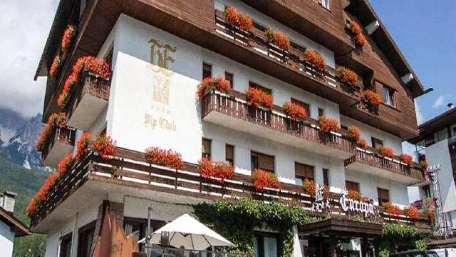 Spécial soldes : séjour à Cortina d'Ampezzo avec surclassement en chambre Superior et verre de bienvenue !