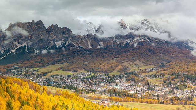 Séjour détente à Cortina d'Ampezzo