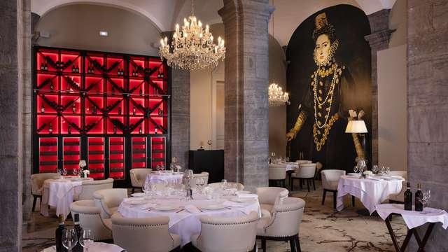 Luxe, spa et gastronomie Italienne dans le centre de Valenciennes