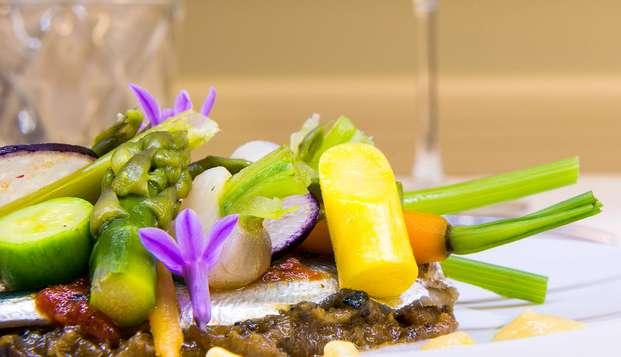 Week-end de rêve avec dîner à l'orée de la Baie de La Baule