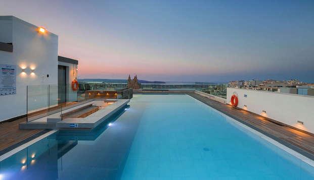 Rilassati nella tranquilla Mellieha sull'isola di Malta