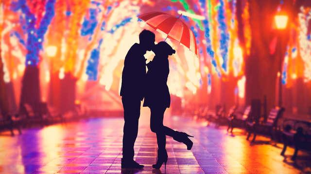 Sorprende a tu pareja por San Valentín: cena con espectáculo, fiesta, circuito spa y mucho más