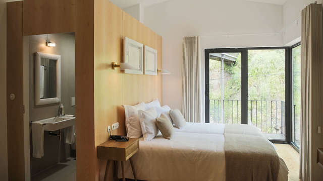 Escapada al norte de Portugal en un cómodo hotel en Peso da Régua