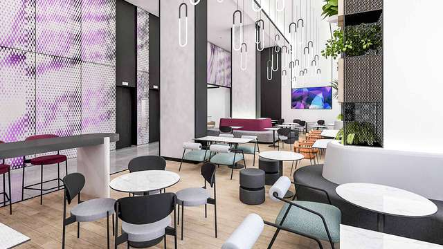 Luxueuze uitstap in een modern hotel in het centrum van Oporto