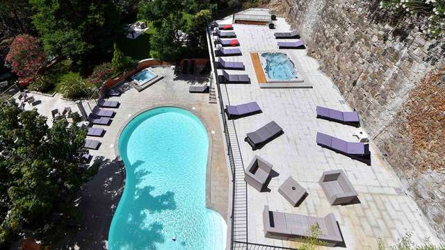 Hotel les Jardins de la Glaciere
