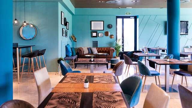 Séjour romantique près de Valence : Cava, confiseries et un délicieux dîner 4*