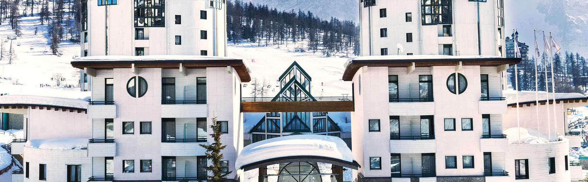 Week-end en montagne à Sestrières au cœur des Alpes piémontaises