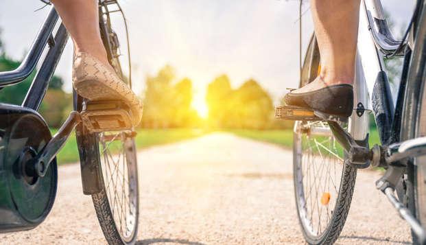Verken Leiden per fiets en logeer in het hart van de stad