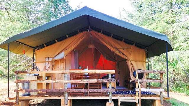 Reconnectez-vous avec la nature en famille dans un lodge proche de Carcassonne